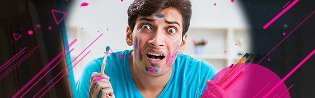 Peindre, Dessiner Ou Crayonner