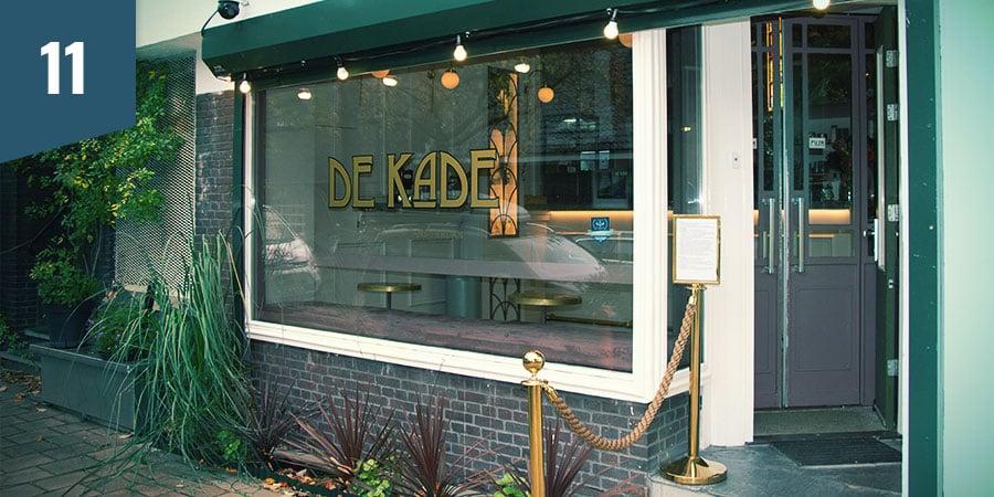 Coffeeshop De Kade Amsterdam