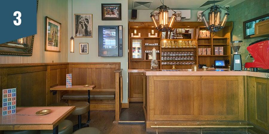 Tweede Kamer Coffeeshop Amsterdam