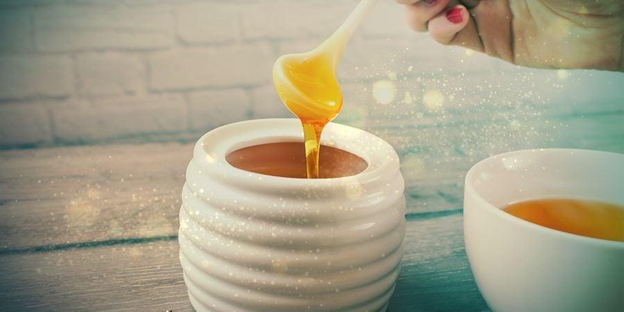 Infusion de truffes au miel
