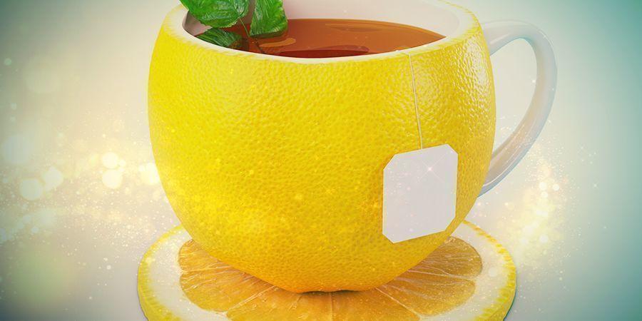 Élixir de truffes au citron