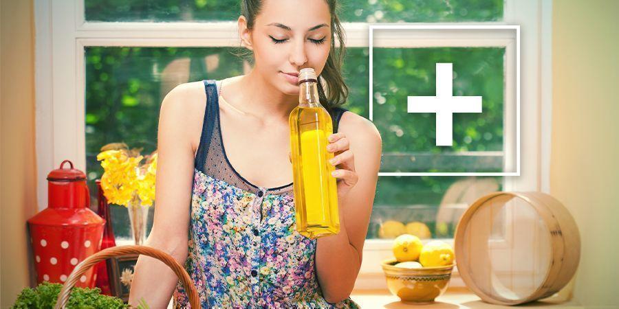 Avantages De L'huile D'olive Au Cannabis