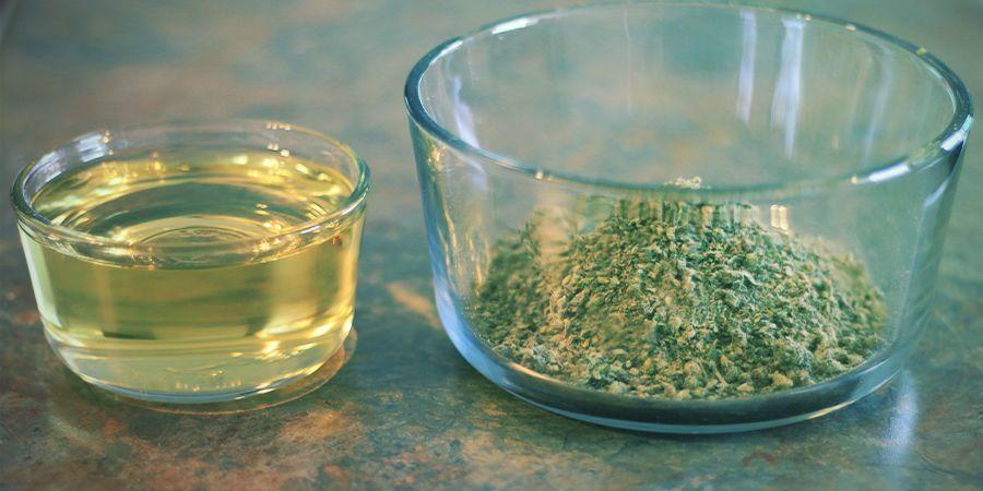 Comment Préparer De L'huile D'olive Au Cannabis : Ingrédients & Équipement