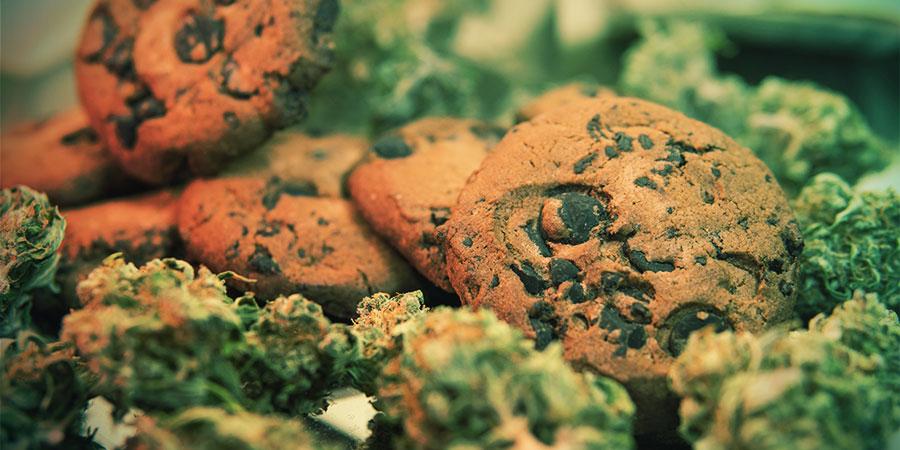 Les Aliments Cannabiques Peuvent Faire Ressortir La Nature Psychédélique Du Cannabis