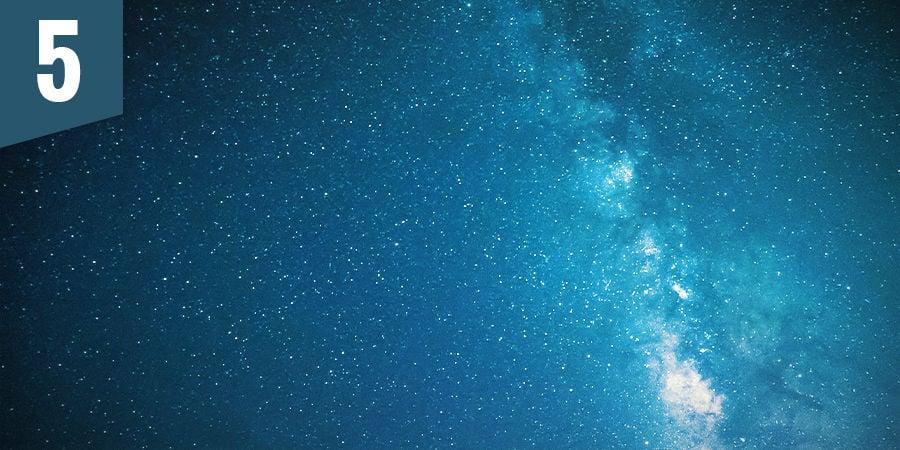 Partez à la chasse aux étoiles