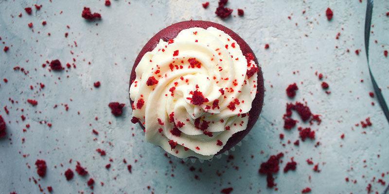 Recette De Cupcakes Red/Green Velvet Au Cannabis