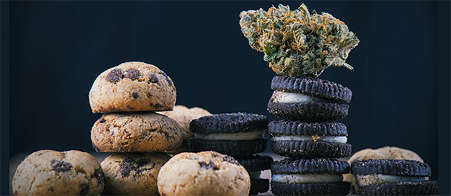 Cookie de cannabis