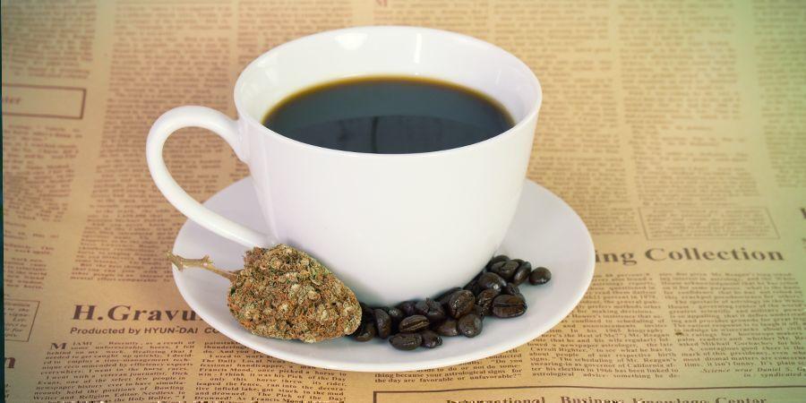 QUE SE PASSE-TIL QUAND ON MÉLANGE CANNABIS ET CAFÉINE ?