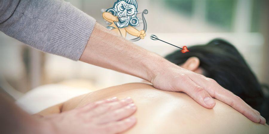 Massage À L'Huile De Cannabis