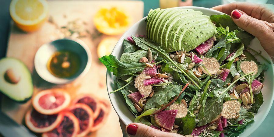 Salade Aux Truffes Magiques