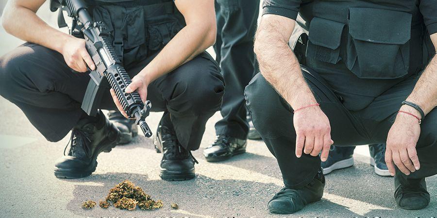 Politique Anti-drogues Aux États-unis