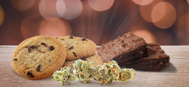 Les Aliments Au Cannabis