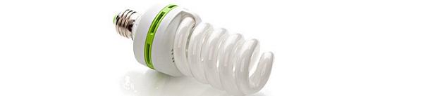 Éclairage CFL