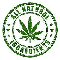 Tous les ingrédients naturels