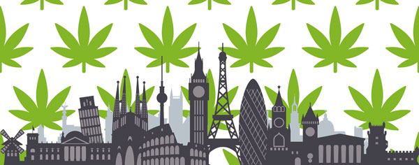 Le cannabis en Europe