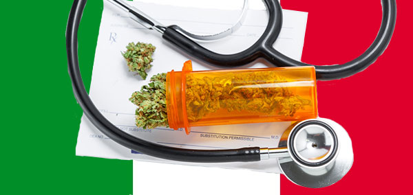Médical cannabis italie