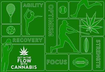 Positive effects cannabis