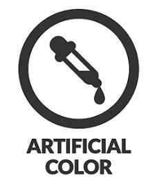 colorants artificiels