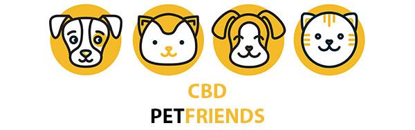 CBD pour animaux de compagnie