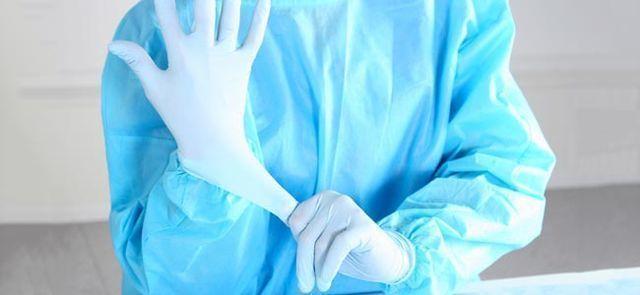 Travailler stérile
