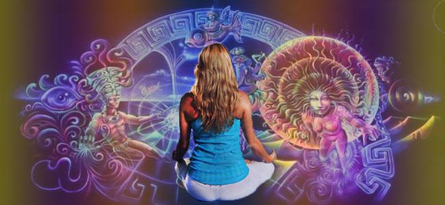 Expérience de yoga psychédélique