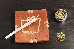 cendrier cannabis