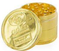 24K Gold grinder