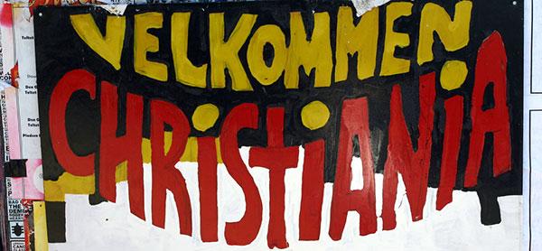Velkommen Christiania