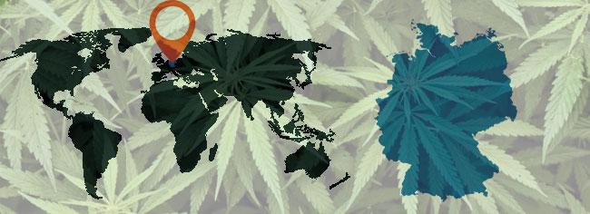 L'Allemagne dans le monde du cannabis