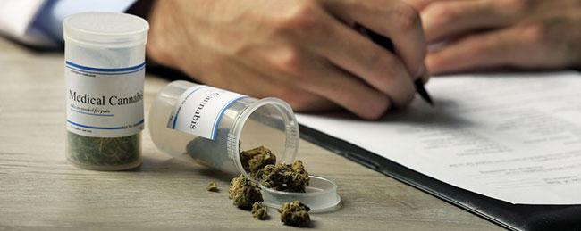 Médicament prescription de cannabis