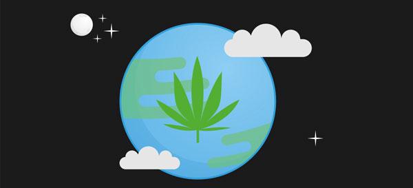 Monde cannabis