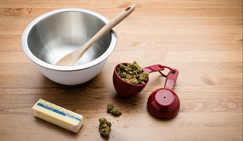 Comment faire du beurre de cannabis?