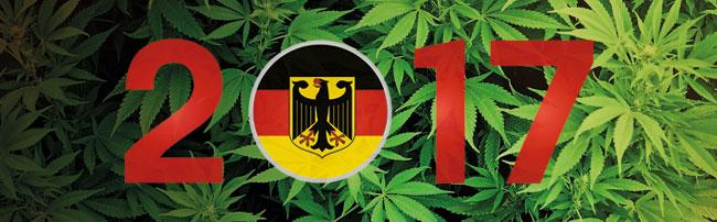 Cannabis Allemagne 2017
