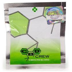 CBD crew emballage