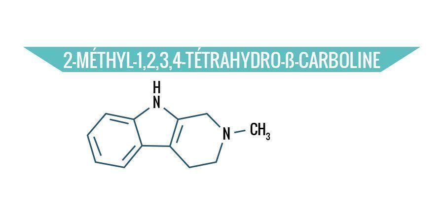 2-méthyl-1,2,3,4-tétrahydro-ß-carboline