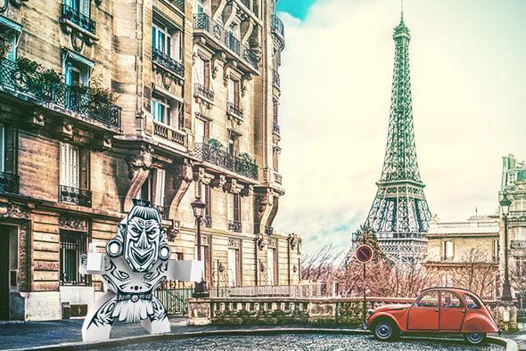 Zammi @ Paris