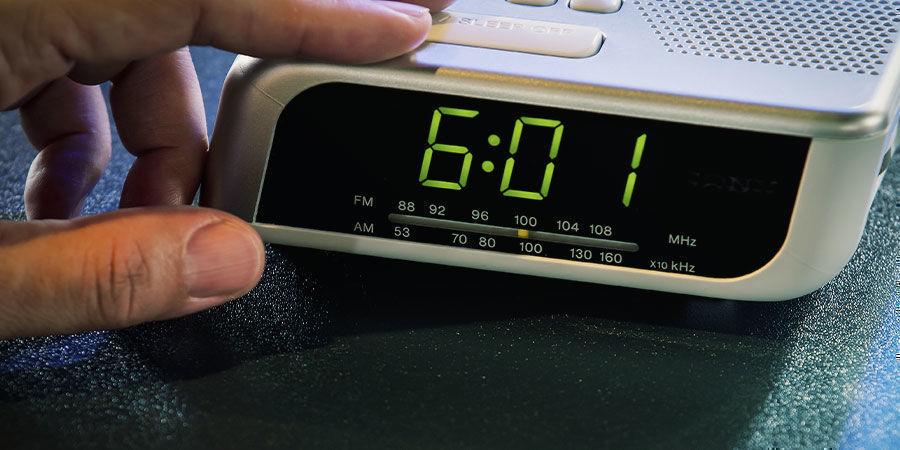 Réglez des alarmes régulières