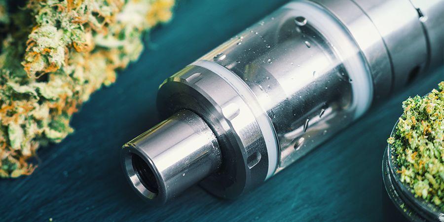un vaporisateur permet un excellent contrôle du dosage