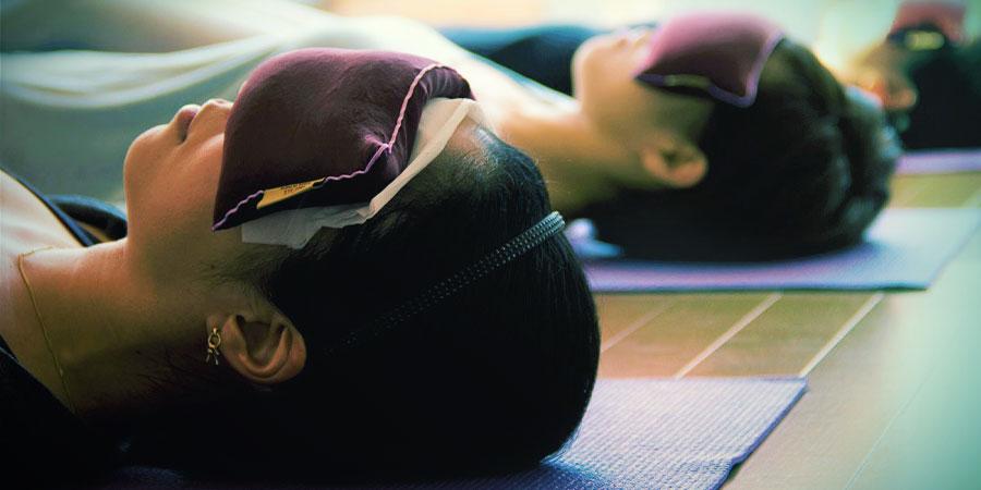 Yoga Nidra – entre les mondes