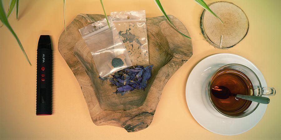 Acheter Du Lotus Bleu