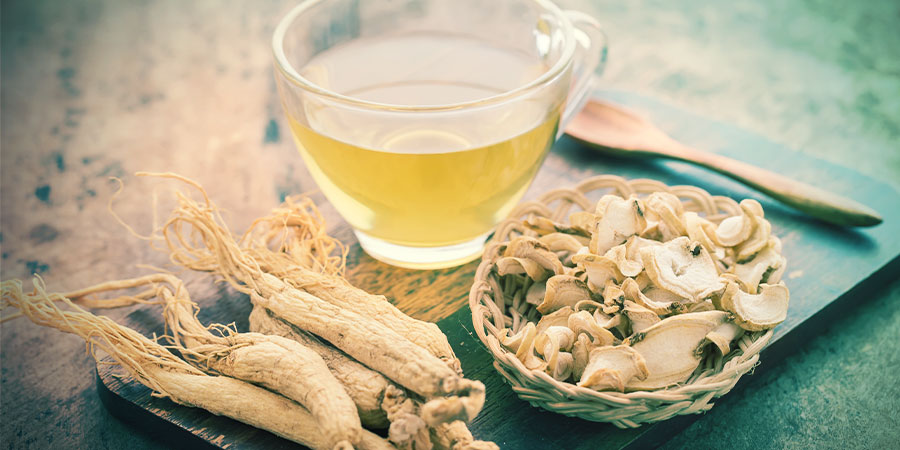 COMMENT CONSOMMER LE GINSENG ?