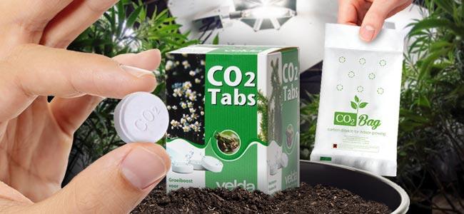 Comment Générer Des Quantités Supplémentaires De CO₂ ?