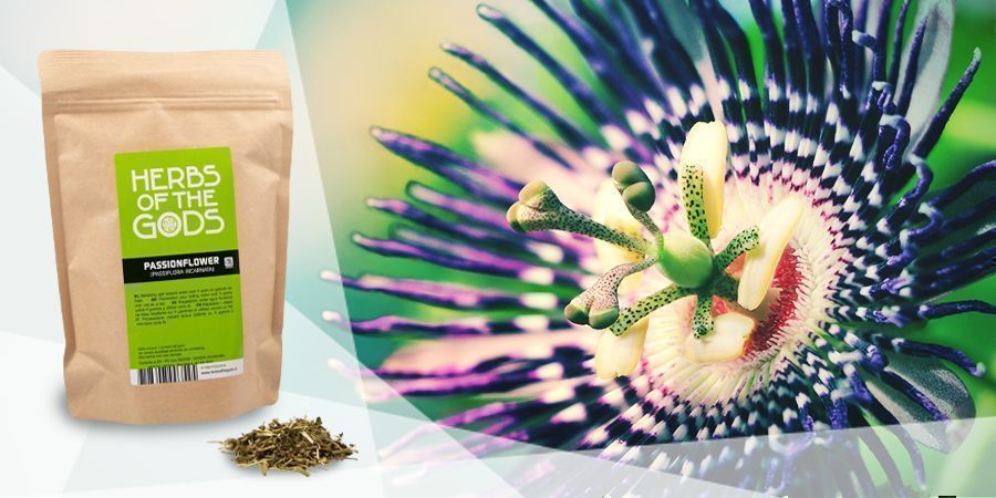 Passiflore - Herbes À Vaporiser Pour La Bonne Humeur