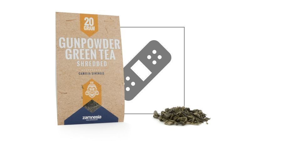 Thé Gunpowder