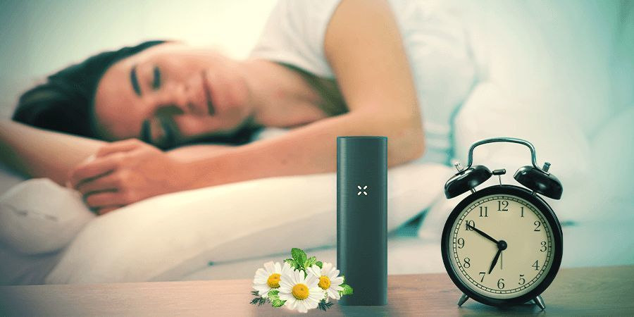 Best Vape Herbs For A Good Night's Sleep