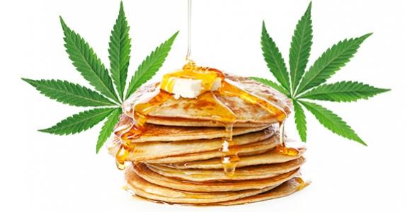 Comment Faire De Délicieux Pancakes Au Cannabis