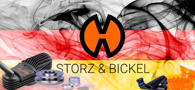 Liste Des Accessoires Vaporisateur STORZ & BICKEL