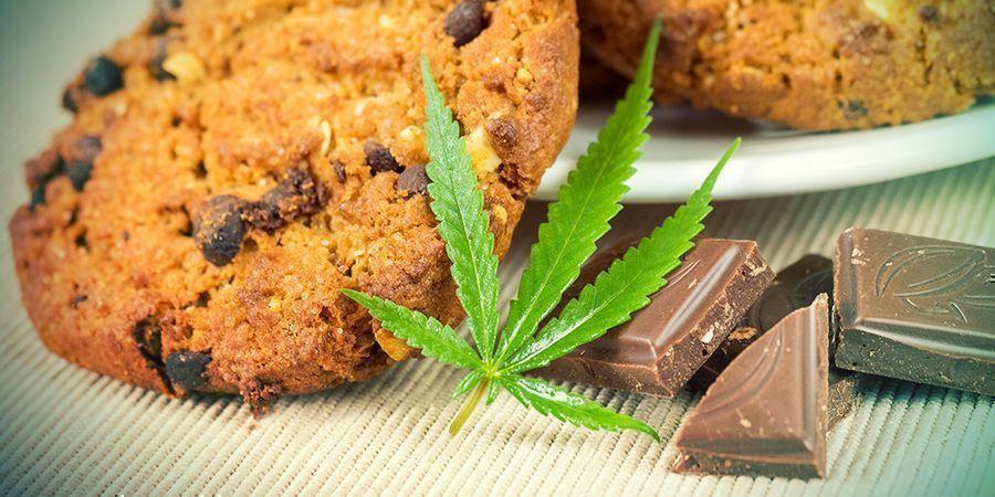 Cannabis Aliments
