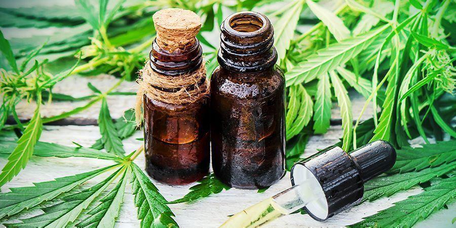Cannabis Teintures