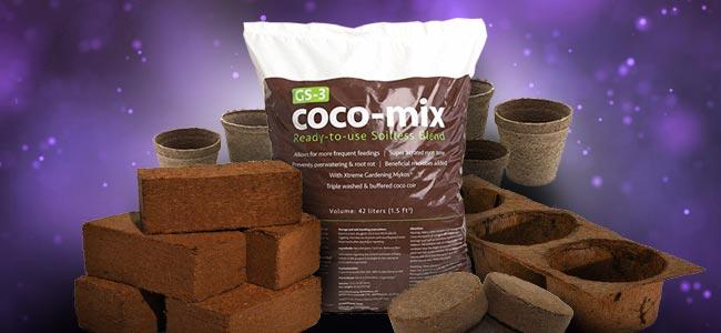 Types De Fibre De Coco
